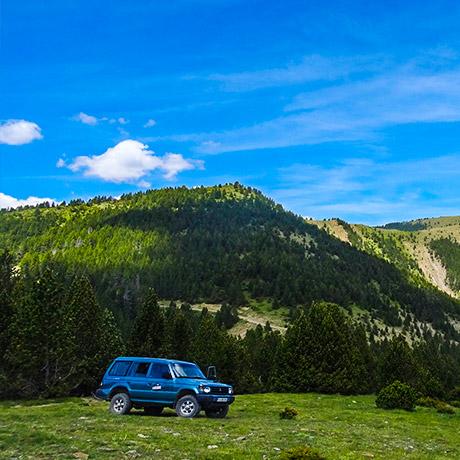 Rutas 4x4 en Ordesa y Pirineos
