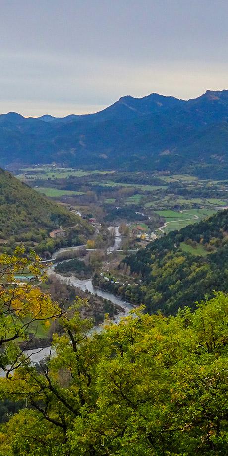 En Fiscal, Pirineo Aragonés