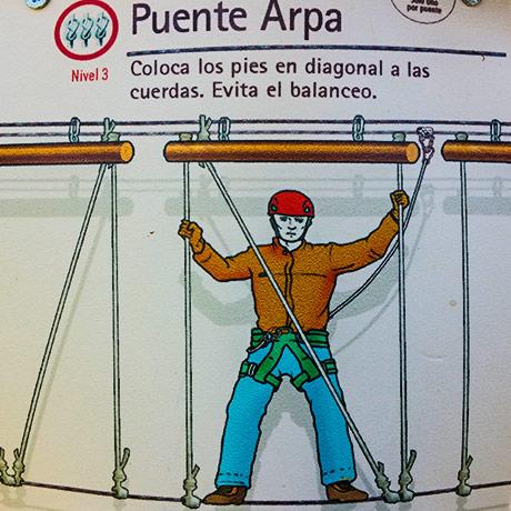 Puente - arpa