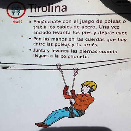 tirolina
