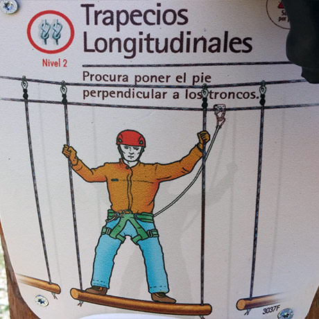 trapecios longitudinales